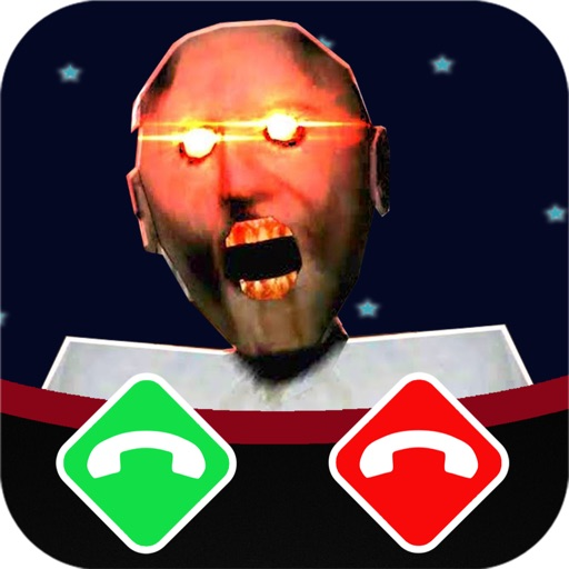 Calling Granny - Horror Talk iOS App
