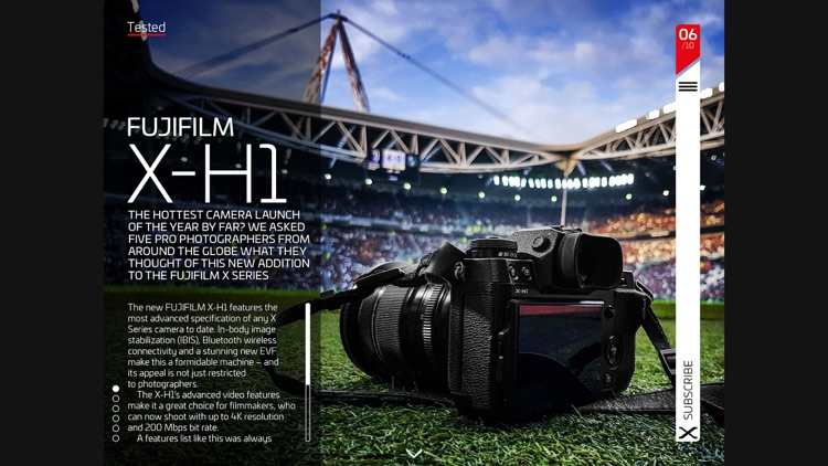 Fujifilm X Magazine screenshot-2