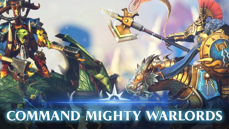 Warhammer AoS: Realm War screenshot-4