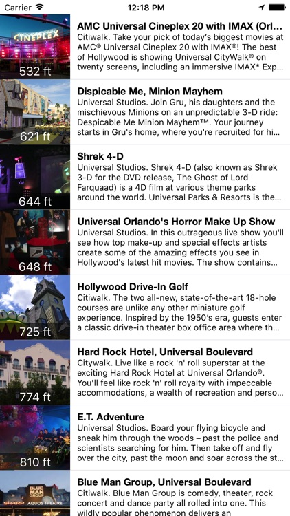 VR Guide: Universal Studios screenshot-0