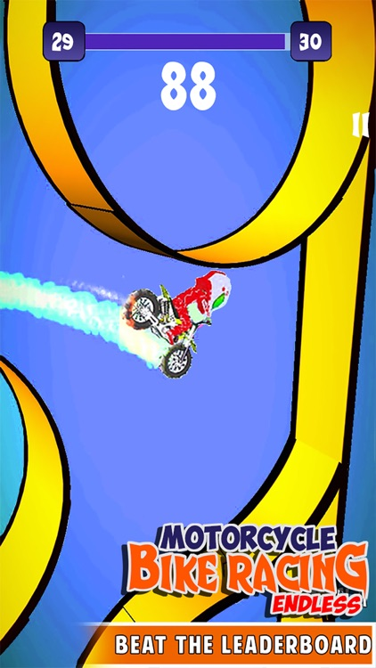 Motorcycle Bike Racing Endless screenshot-3