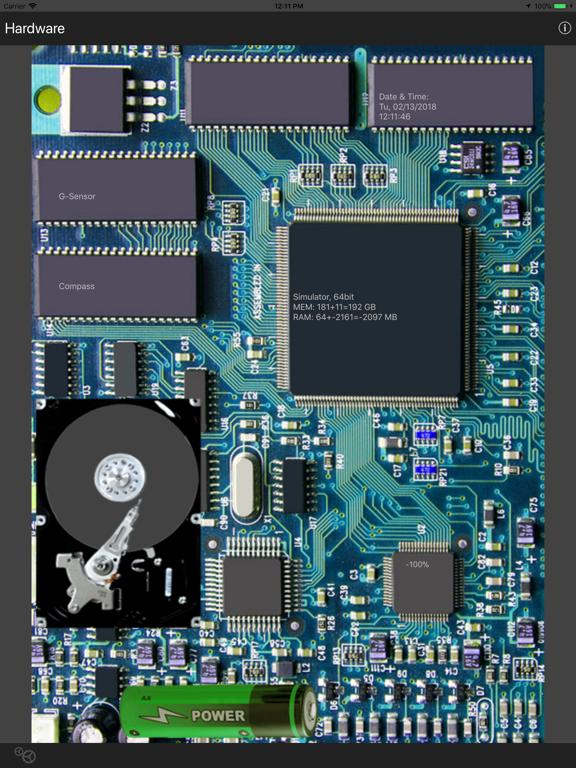 Hardware Inside screenshot 6
