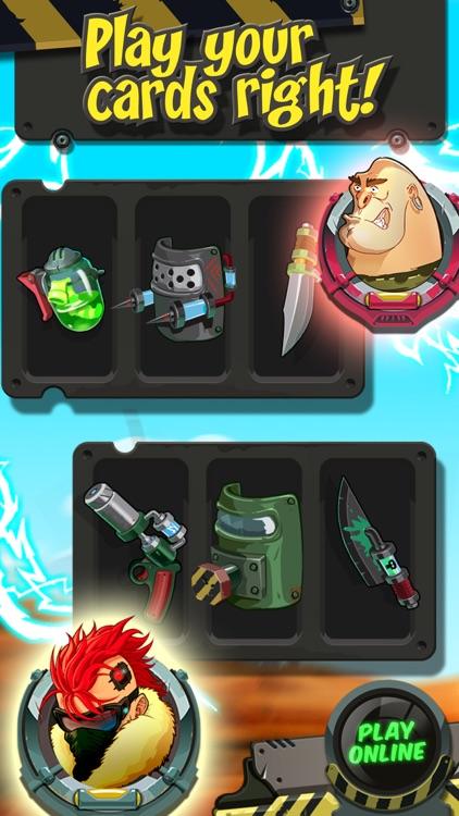 Scrap Card Wars - Future Fight