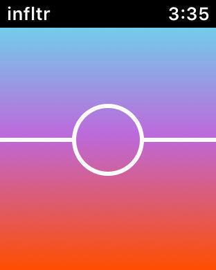 Screenshot #12 for infltr - Infinite Filters