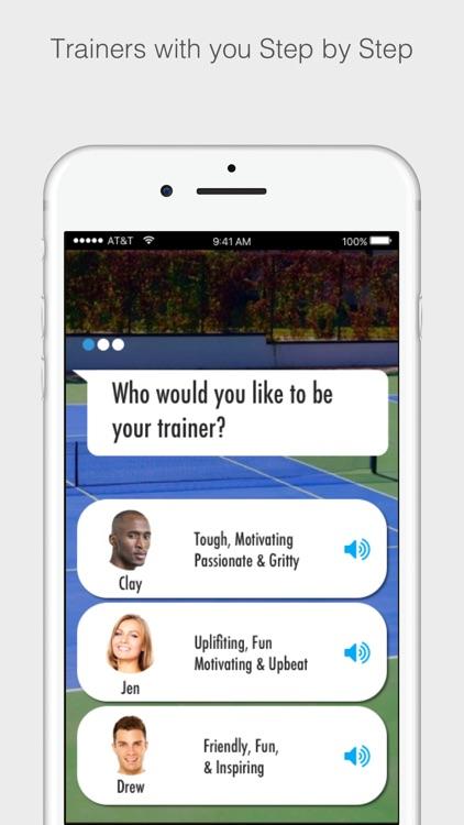 Fitivity Tennis Training screenshot-3