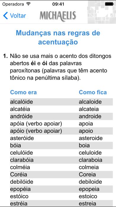 Michaelis Guia Prático da Nova Ortografiaのおすすめ画像4