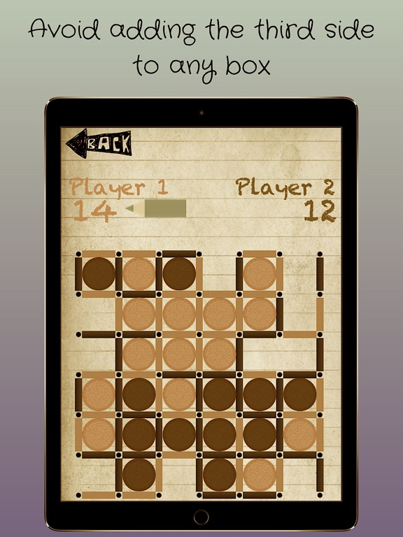 Dots and Boxes : Premium! screenshot 7