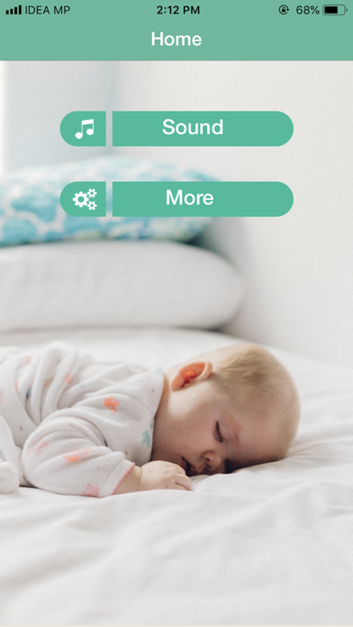 Lullaby Music - Sleep Sounds App Report on Mobile Action