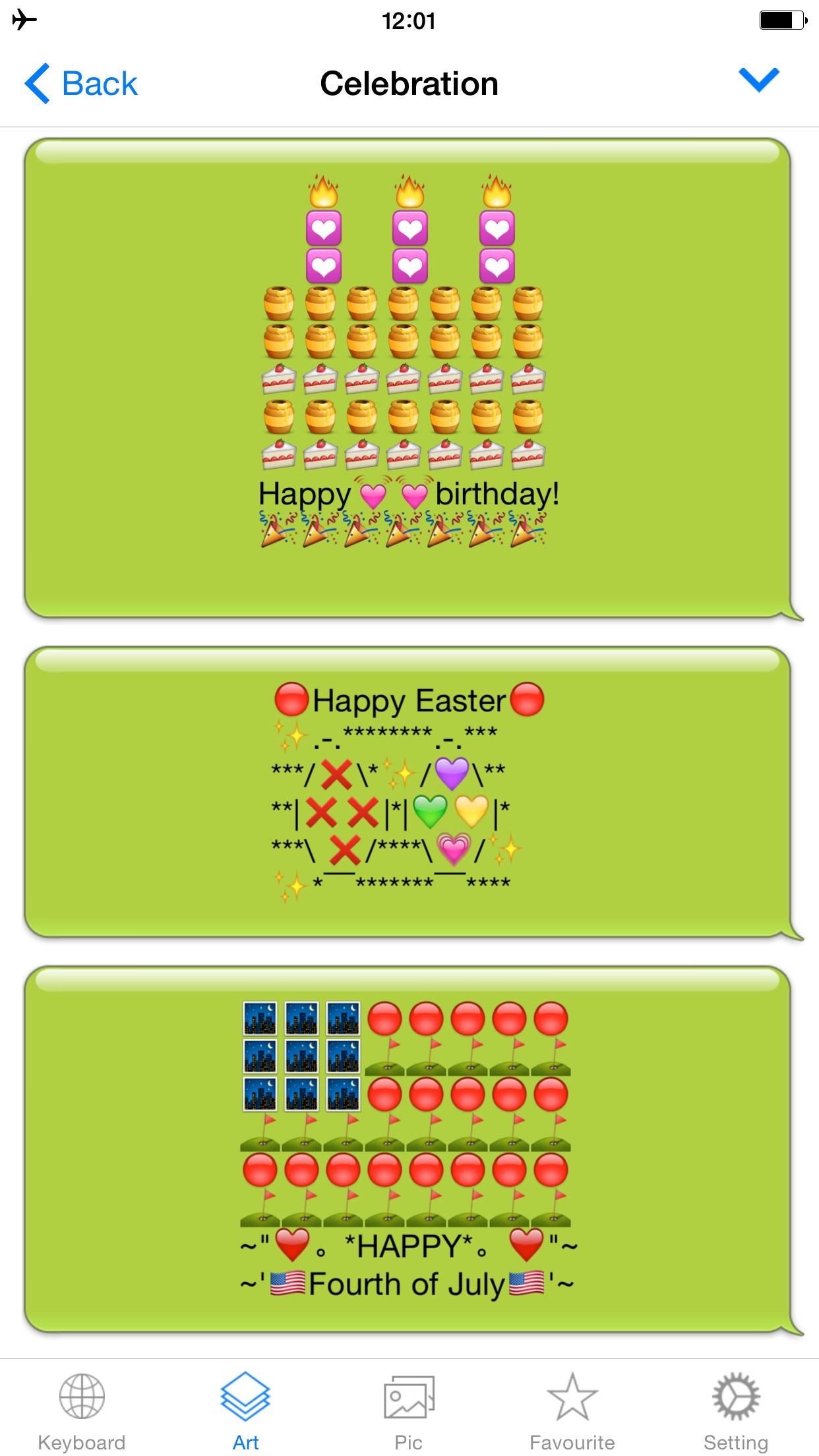 Emoji Keyboard Emojis For Me Screenshot
