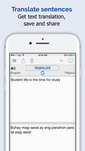 Filipino Dictionary on the App Store