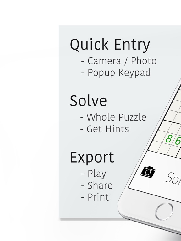 Sudoku Solver: Hint or Solve | App Price Drops