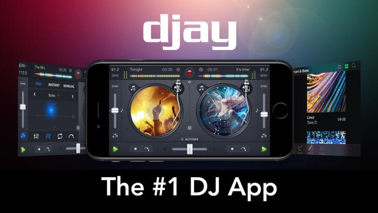 djay LE - DJ Music Mixer for iPhone