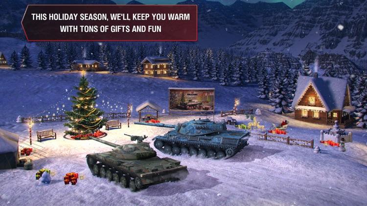 World of Tanks Blitz screenshot-0