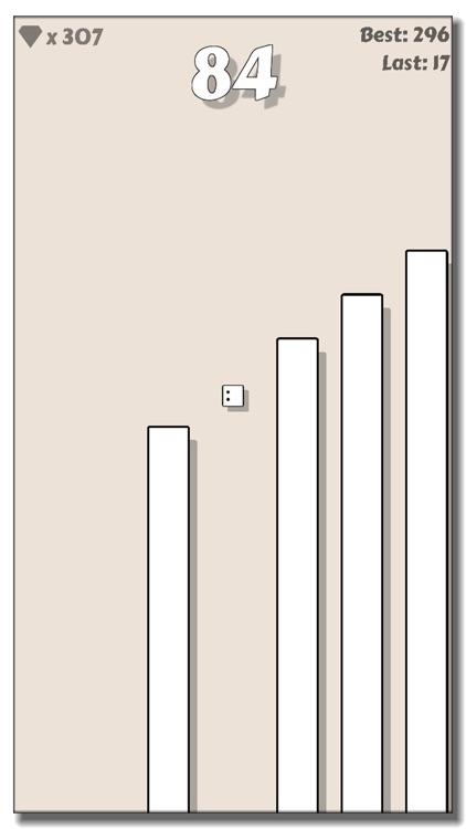 小方块跳跳跳-单机小游戏益智游戏