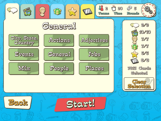 Move-it! The Game of Charades (Mexa-se!) screenshot