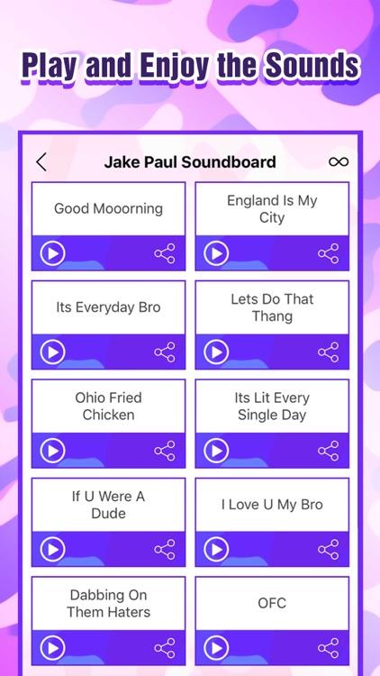 Team 10 Soundboard for Jake Paul Fans