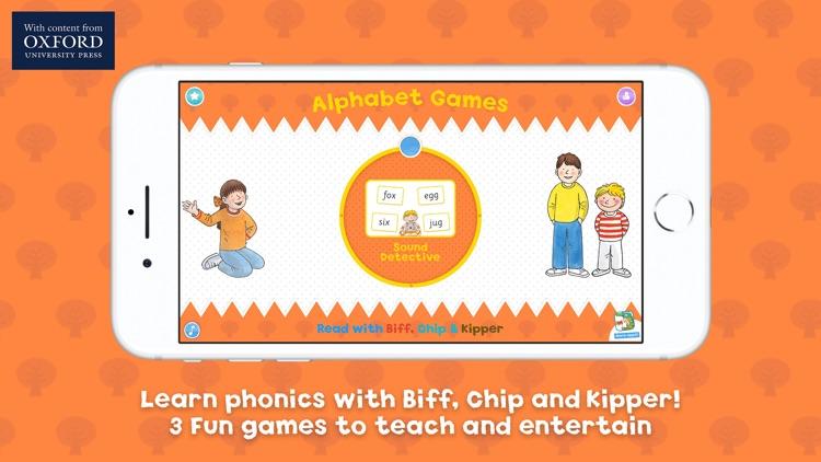 Alphabet Games Flashcards screenshot-0