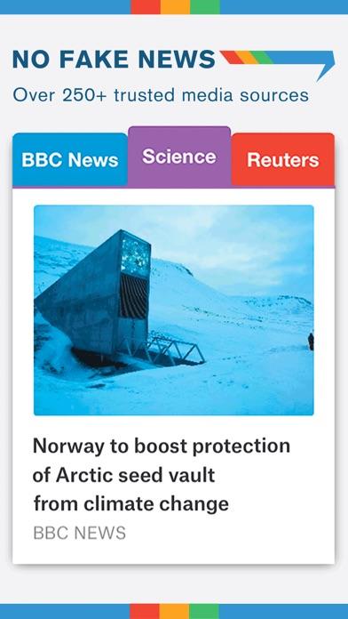 Smart News Local Breaking News review screenshots