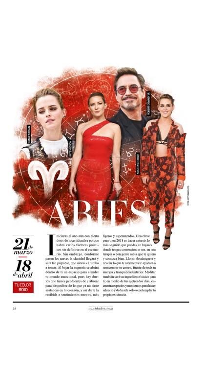 VANIDADES USA Revista. screenshot-3