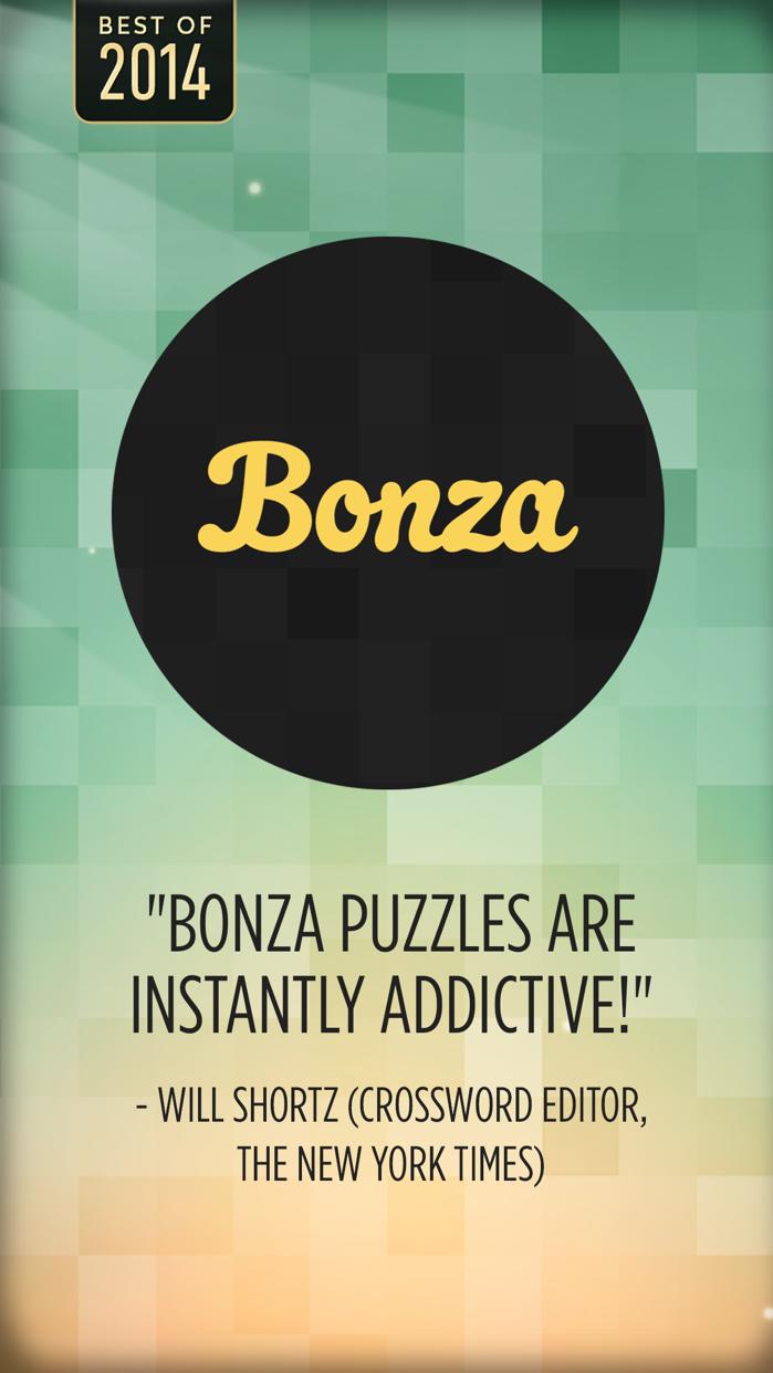 Bonza Word Puzzle Screenshot