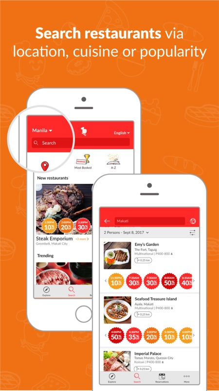 BigDish – Restaurant Discounts - Online Game Hack and Cheat