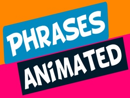 Animated Phrases: Sticker App