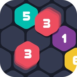 Hexa Number Smash : Tap Puzzle