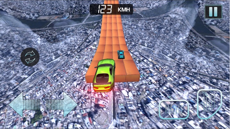 3D Impossible Track Driving screenshot-3