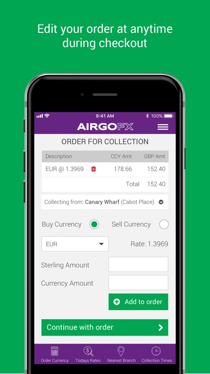 AIRGOFX - Travel Money Online screenshot-4