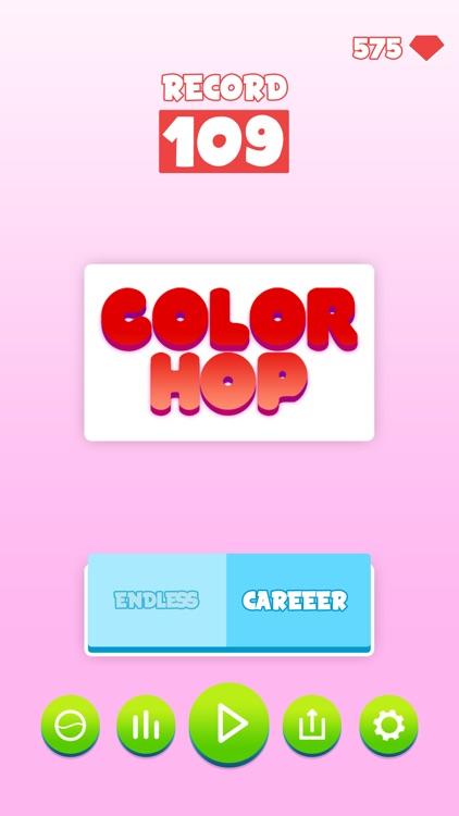 ColorHop - Color Matching