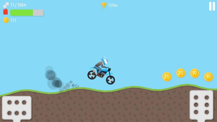Hill Moto Racing 3 screenshot-3
