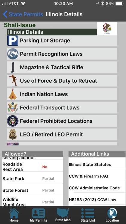 CCW – Concealed Carry 50 State screenshot-6