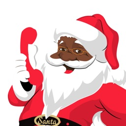 Blacksanta - santa video call