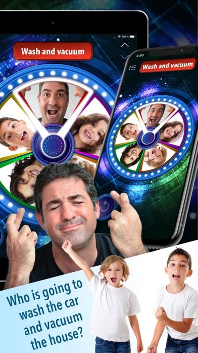 Wheel of Choice Plus screenshot 1