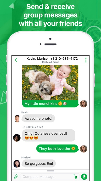 textPlus: Unlimited SMS Texting + Calling