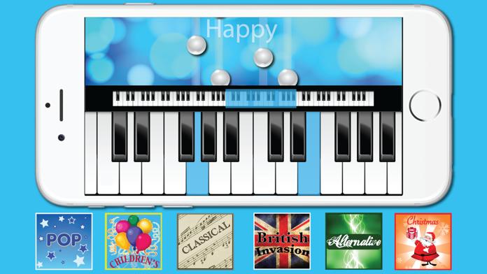 Piano with Songs Screenshot