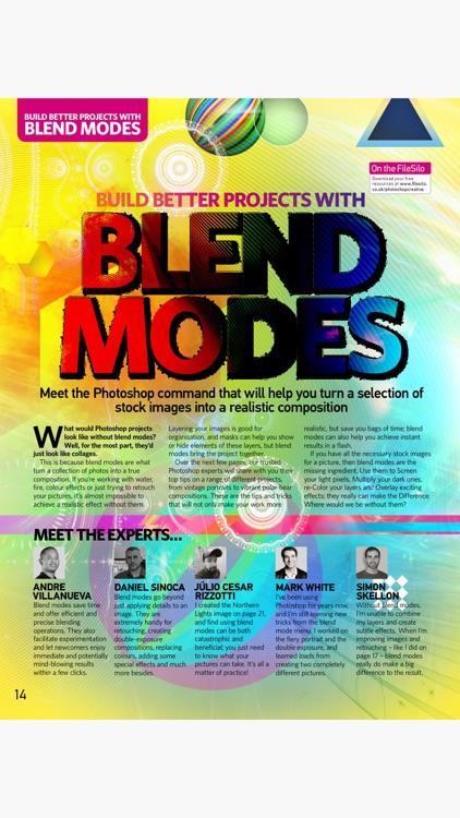 Photoshop Creative Magazine