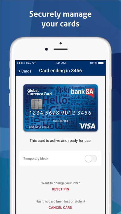 Download BankSA Global Currency Card for Pc