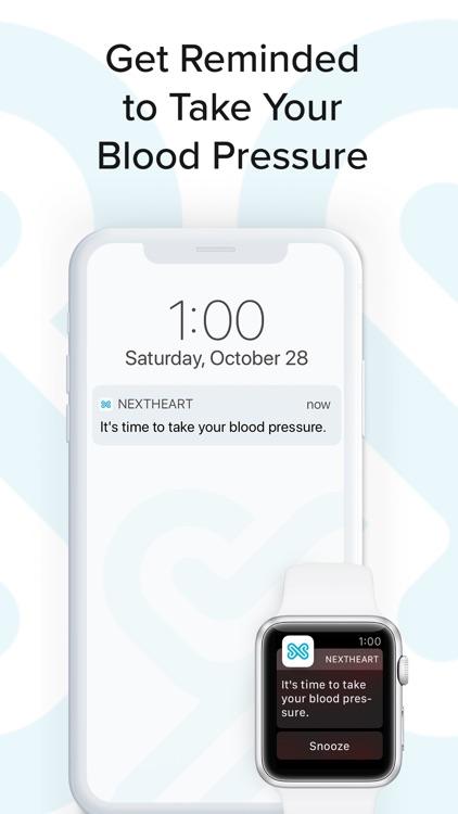NextHeart by Bodymatter screenshot-3