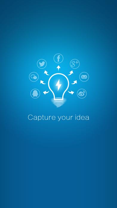 Instantly - 助您追尋靈感的夥伴,秒發長微博屏幕截圖1