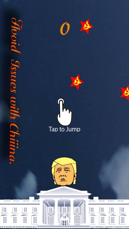 Trump! Jump