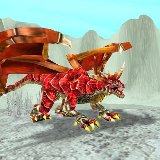 Dragon Sim: Сим Дракона Онлайн