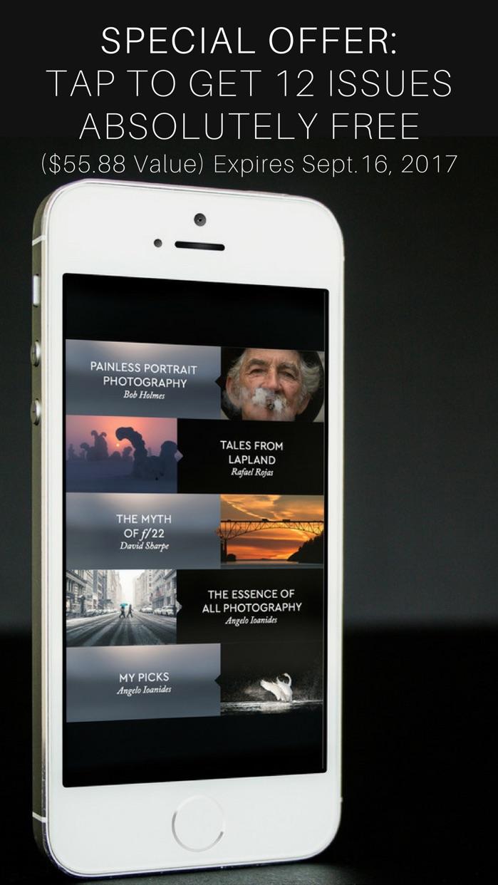 Extraordinary Vision Outdoor Photography Magazine Screenshot
