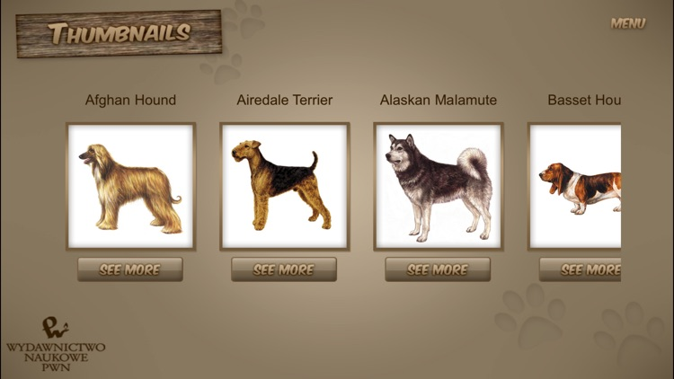 Dog Breeds - Dogs Guide screenshot-1