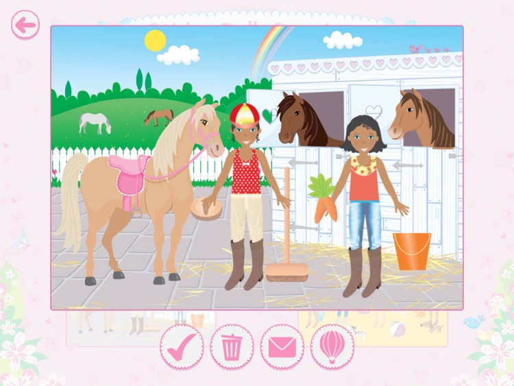 Usborne Sticker Dolly Dressing screenshot-3