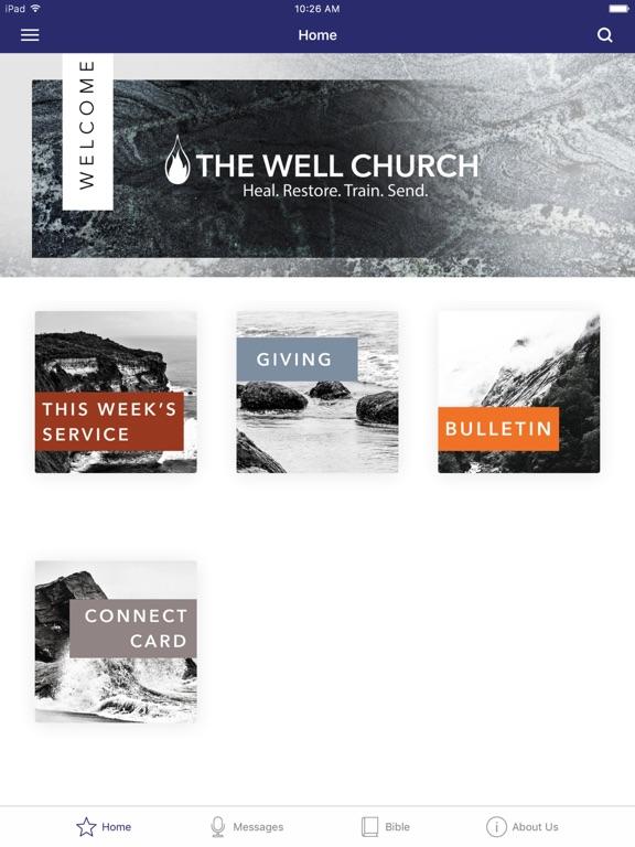 The Well Church Grand Rapids screenshot 4