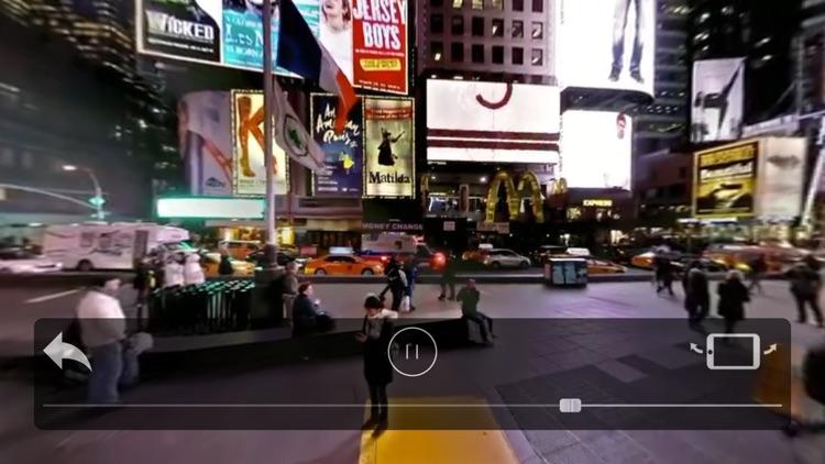 360 VR Video Player 3D screenshot-3