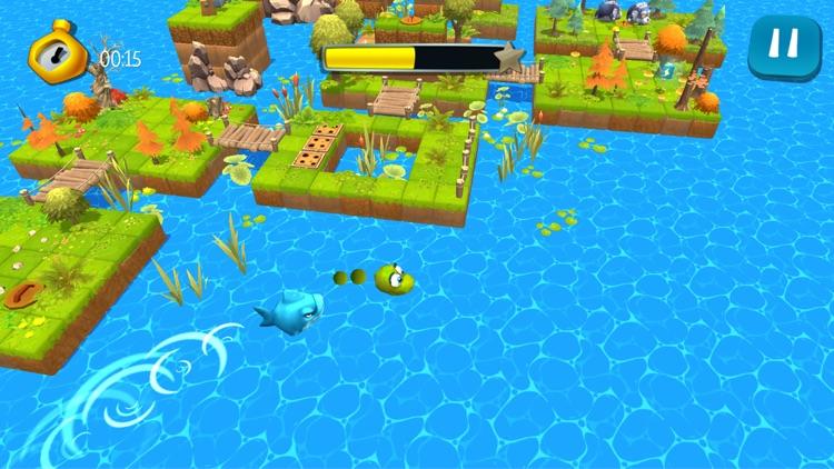 Snake 3D Adventures screenshot-3