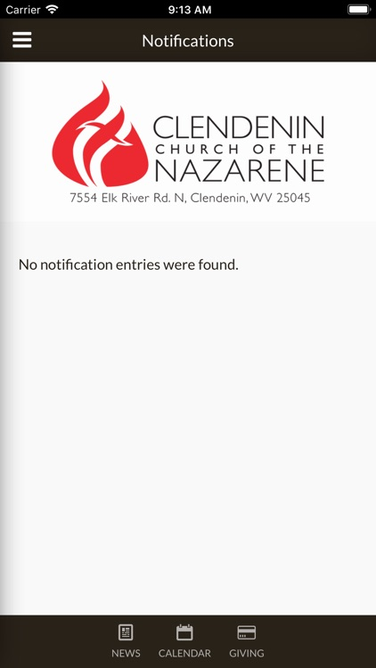 Clendenin Nazarene