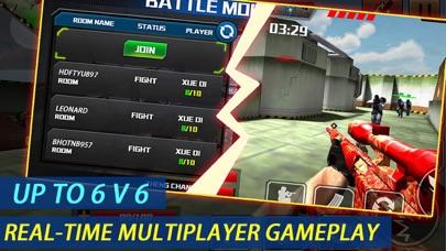 スナイパーシューティングゲームオンライン:fps銃射撃ゲームのおすすめ画像5